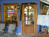 Boquete off-street café