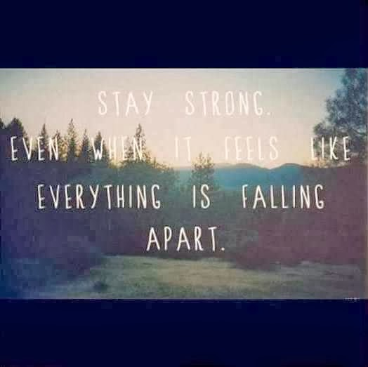 Quotes About Being Strong And Happy And Moving On Stay Strong Quotes (Mo...
