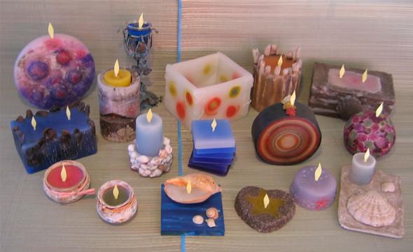 Las chismosas ana 39 s como hacer velas para adornar for Como hacer velas aromaticas en casa