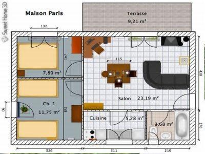 Op de computer je huis inrichten wonen 2017 for Interieur ontwerpen programma