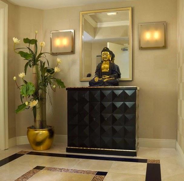El blog de original house muebles y decoraci n de estilo for Decoracion feng shui recibidor
