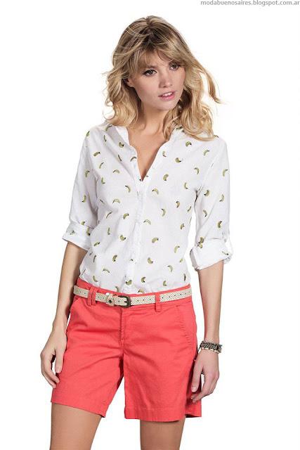 Moda primavera verano 2016 camisas. Julien primavera verano 2016.