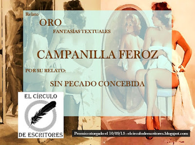 """Oro - Concurso de """"Fantasías Textuales"""" - El Círculo De Escritores"""