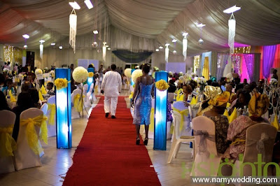 Pictures From Obiwon's Church Wedding & Reception. 15