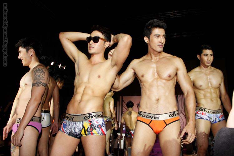 underwear fashion show