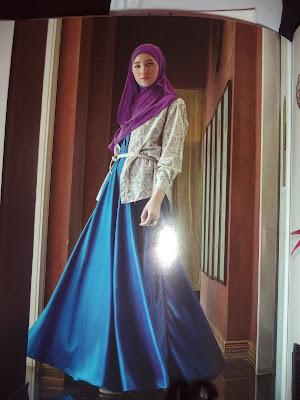 contoh busana muslim stylish