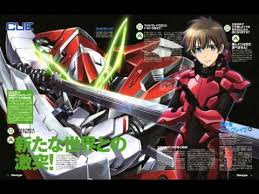Anime Kakumeiki Valvrave