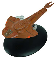 Eaglemoss Collections Eaglemoss+Star+Trek+The+Official+Starship+Collection+%252313+Galor+class+model