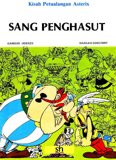 eBook Komik Bahasa Indonesia Asterix - Sang Penghasut