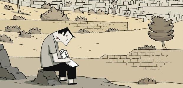 JERUSALÉN EN VIÑETAS