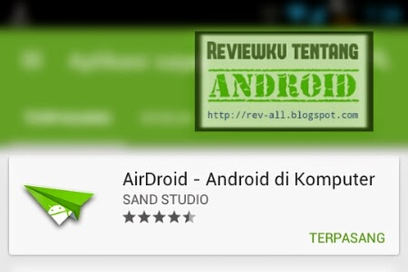 Ikon aplikasi AIRDROID - androd di browser komputer via wifi atau internet (rev-all.blogspot.com)