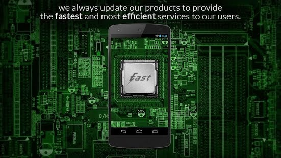 Fast Pro for Facebook android app