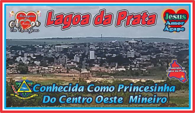 Vista Panorâmica da Área Central de Lagoa da Prata