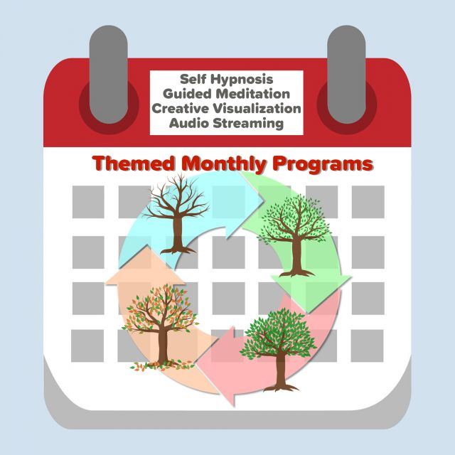Monthly Manifesting Programs