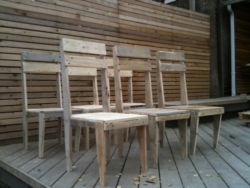 Pallet chair ideas with innovation pallet furniture plans for Pallet furniture designs