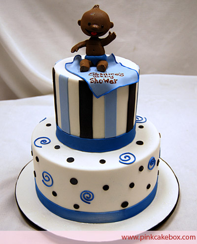 Baby Shower Cakes and Christening Cake Pictures to Greet in 2013