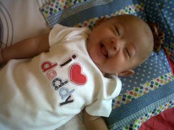 Rania 3 bulan