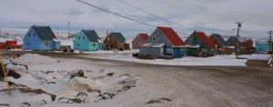 taloyoak houses 300x118 Taloyoak Nunavut