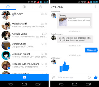 download messenger for android mobile