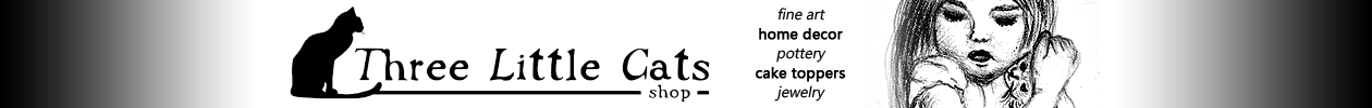 Three Little Cats Shop