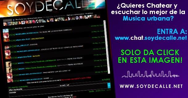 Soy De Calle Chat de Musica Reggaeton, Chat, Radio Reggaeton Online, Hip Hop, RnB