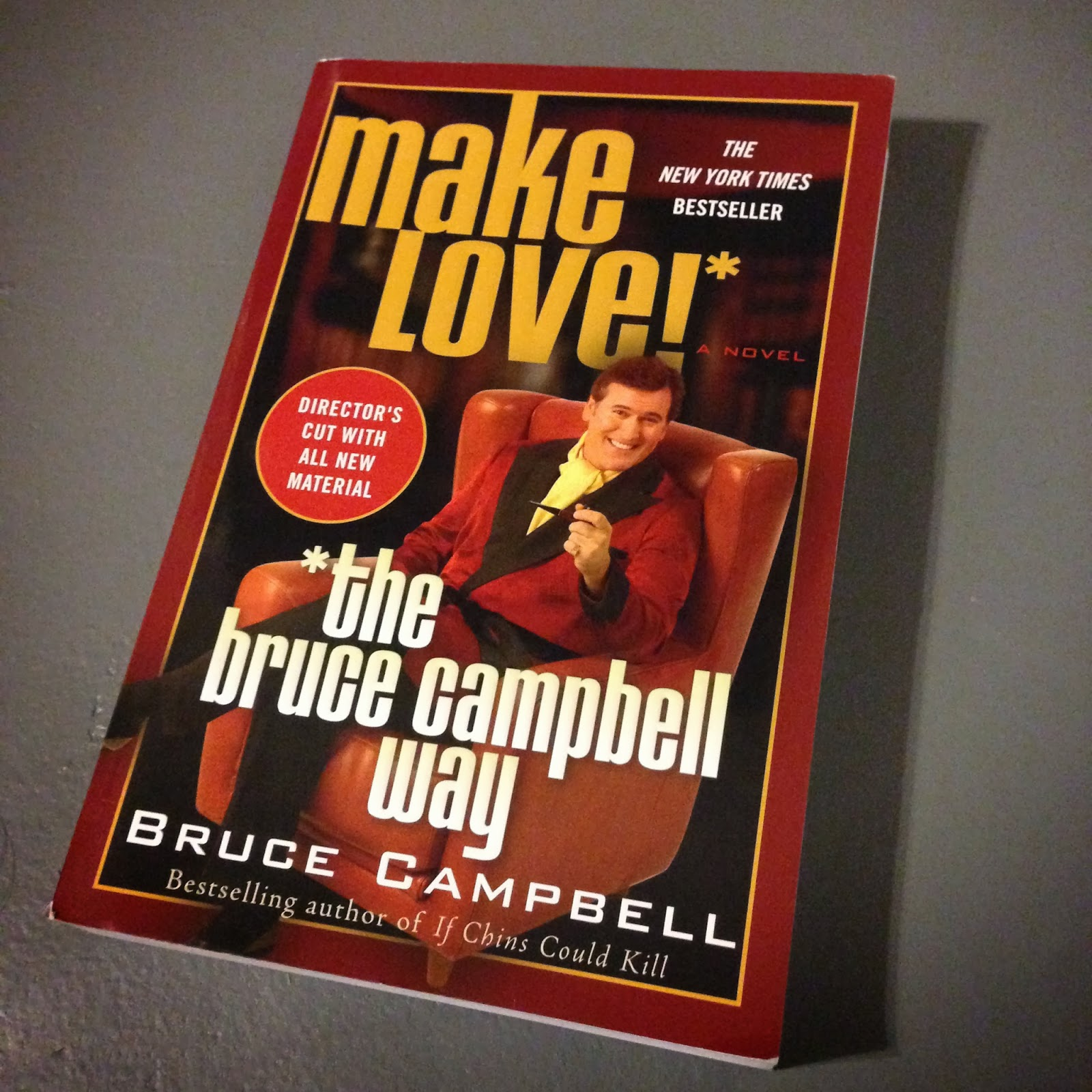 bruce campbell book review