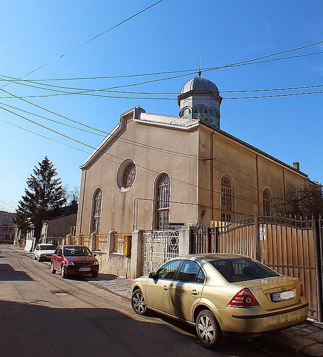 sinagoga braila