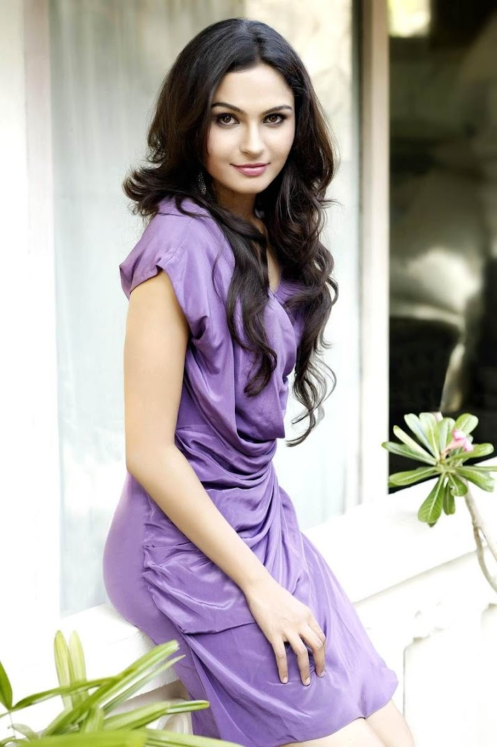 Andrea Jeremiah Hot Photoshoot Stills