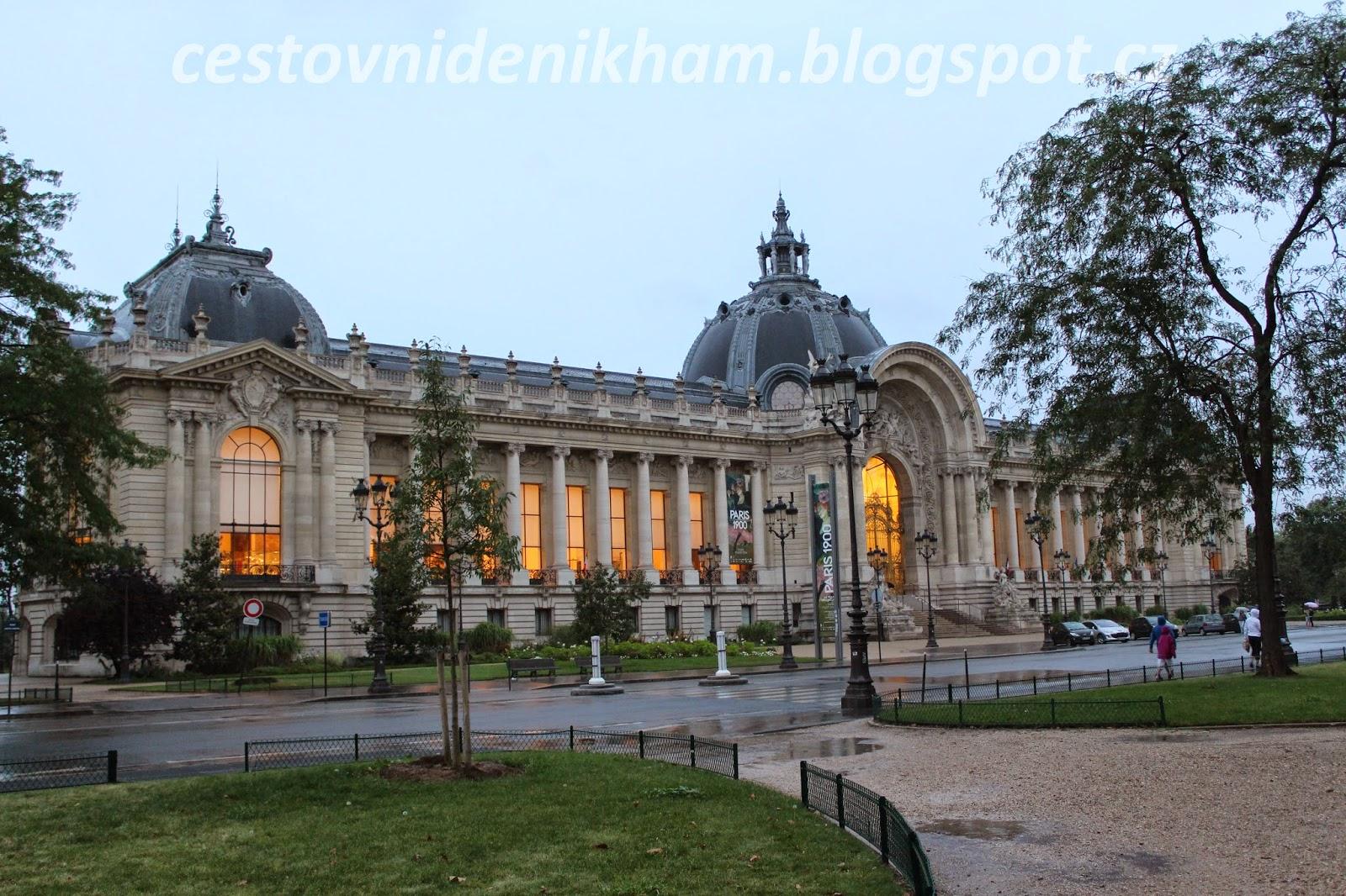 Grand palais, Petit palais