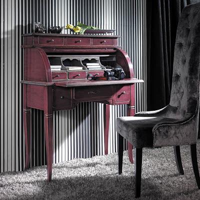 Escritorios vintage con mucho encanto for Muebles de oficina vintage