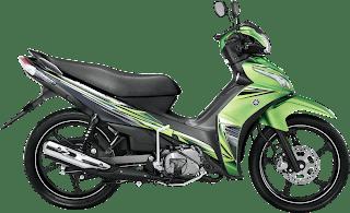 Yamaha Jupiter-Z1 Hijau