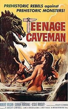 The Evolution of the Movie Caveman