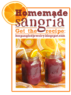 Homemade Sangria Recipe - Warning! Not for Lightweights!