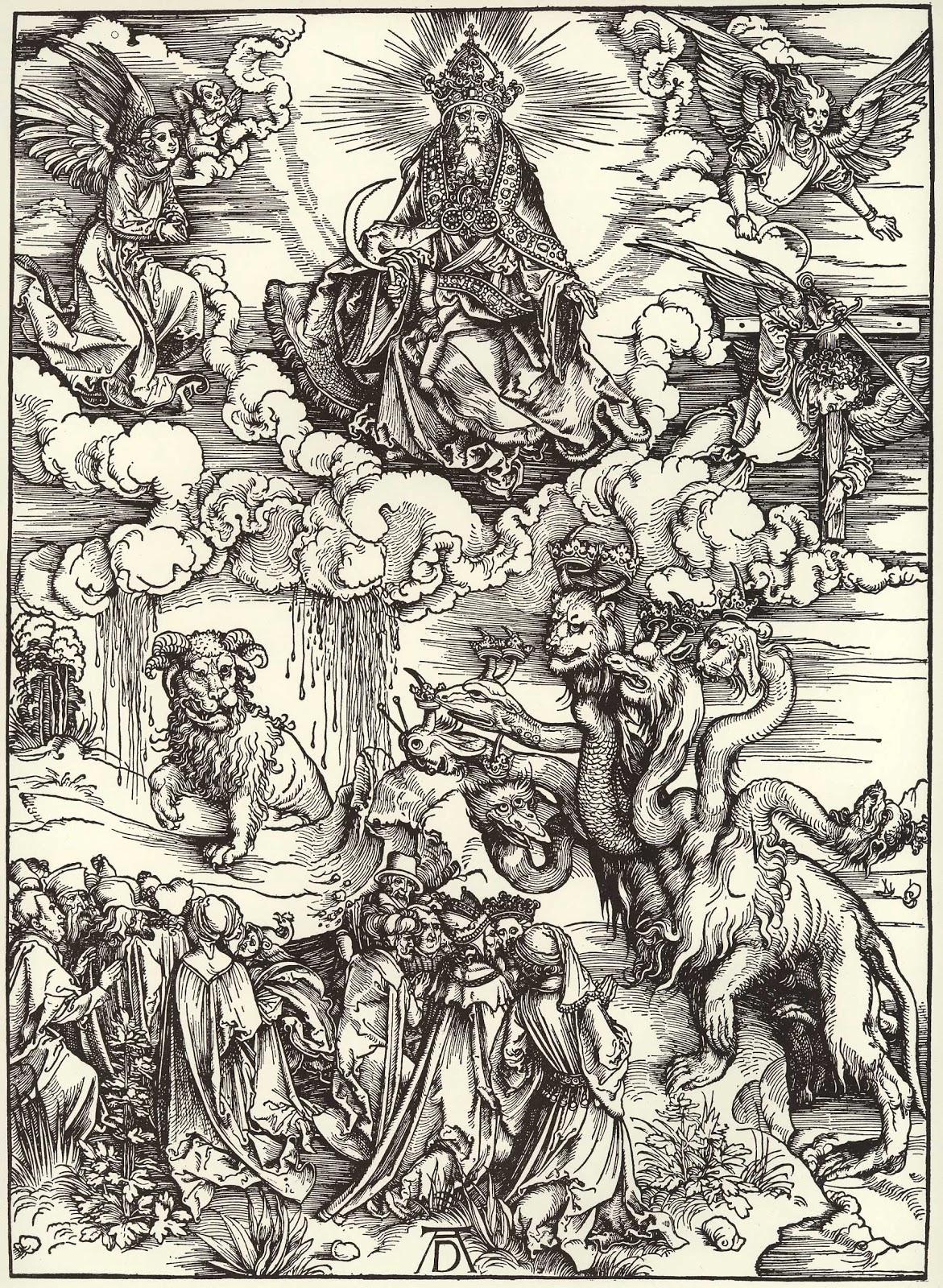 """Kunstvoller Weltuntergang – Albrecht Dürers """"Apokalypse"""" (Teil 6)"""