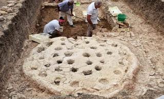 Το μεγαλύτερο εργαστήριο κεραμικής της ελληνικής αρχαιότητας