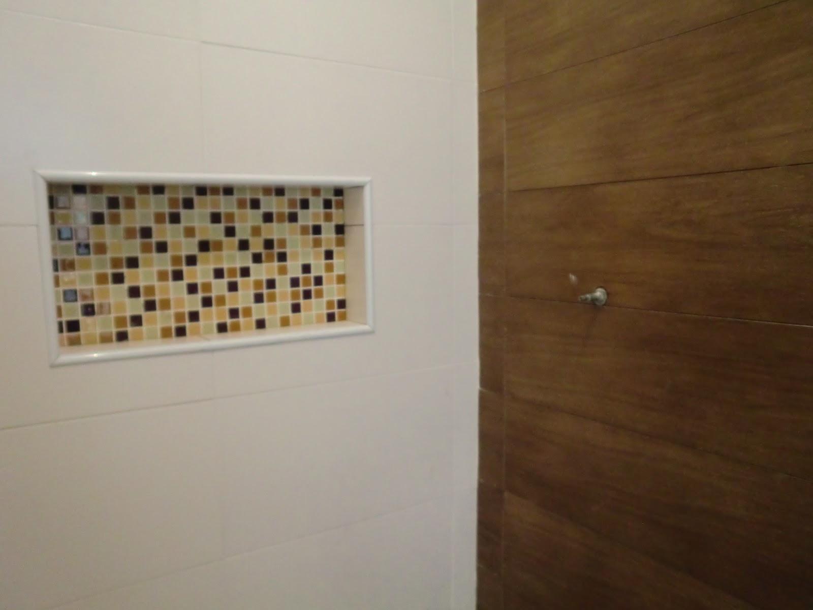 Imagens de #412917 gesso foi o proprio mestre de obras que colocou foi super simples  1600x1200 px 3604 Banheiros Super Simples