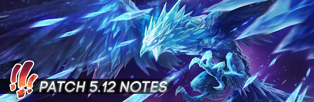 Surrender at 20: Patch 5.12 Notes