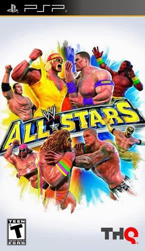 PSP Games Android™ «: WWE All Stars USA ISO