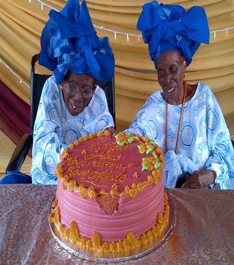 oldest twins sisters in nigeria
