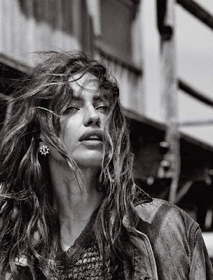 Irina Shayk graces on Vogue Brazil Magazine August 2014 photoshoot