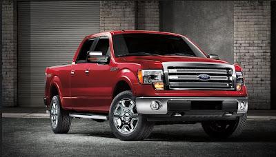 Ford F-150, terzo in classifica fra i modelli più venduti al mondo nel 2012