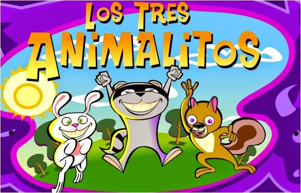 Los tres animalitos