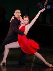 LAURA LEGAZCUE TANGO BALLET AND FEDERICO GARCIA