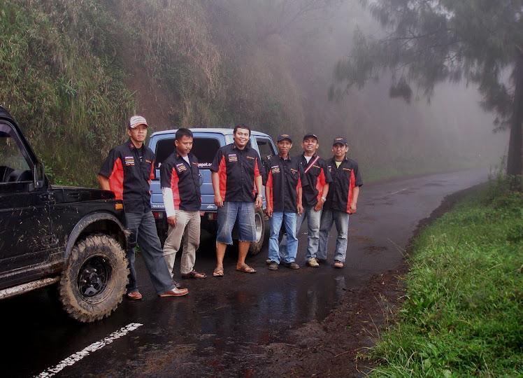 Team Exspidisi pencari korban bencana
