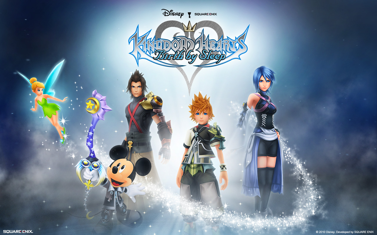 kingdom Heart HD & Widescreen Wallpaper 0.1041347714357