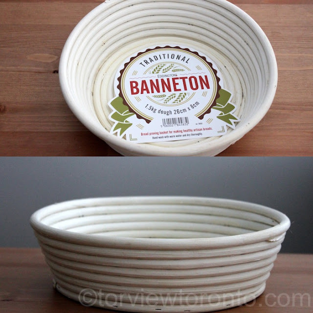 eddingtons banneton traditional bread proving basket