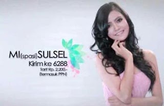 Fildzah, Finalis Miss Indonesia 2013. Gadis asal Maros. (Foto: ist.)