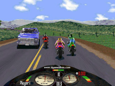 Download Road Rash Game