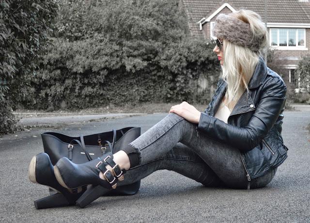 Sammi Jackson - Fur Headband