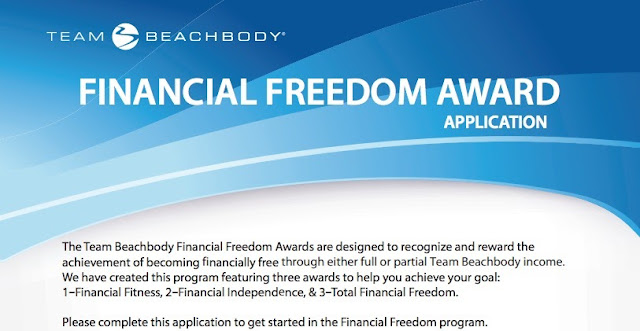 Team Beachbody FInancial Rewards